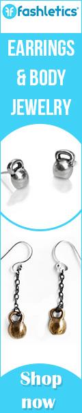 Fashletics Fitness Jewelry