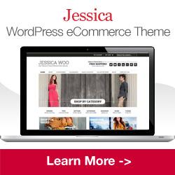 Jessica: WordPress eCommerce Theme