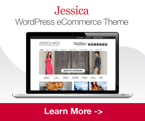 Jessica: WordPress eCommerce Theme