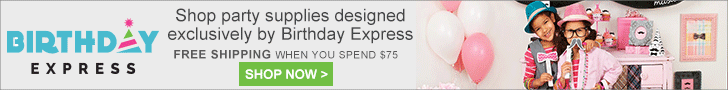 Shop BirthdayExpress.com Online