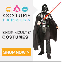 Shop CostumeExpress.com Online