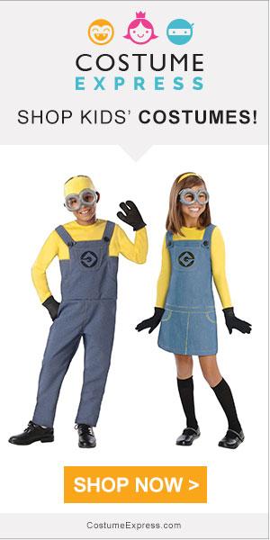 Shop CostumeExpress.com Online