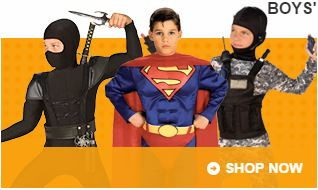Costume Express Halloween Costumes boys image
