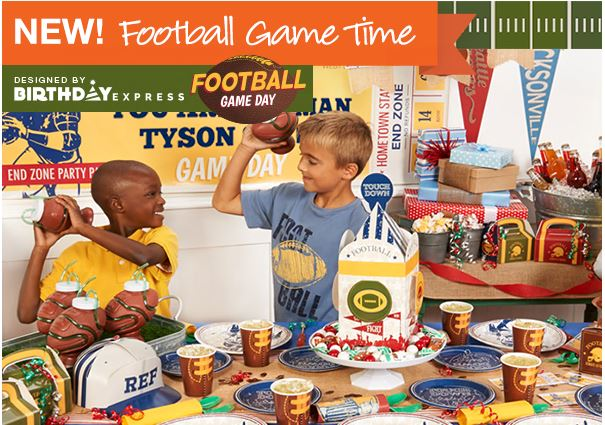 Football-Themed Party Ideas by...