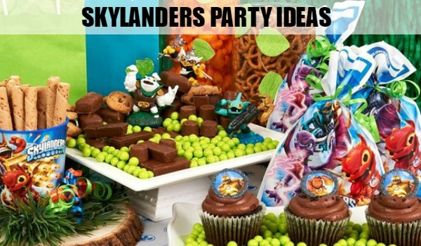 Throw a Skylanders Birthday Pa...