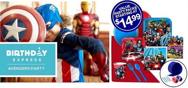 25 Avengers Party Ideas The Kids Will Love Kids Activities Blog