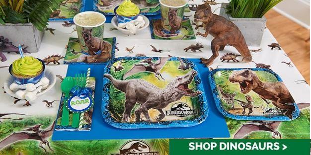 Jurassic World Birthday Party Ideas Mom Wife Busy Life