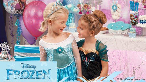 Frozen Costumes at BuyCostumes.com