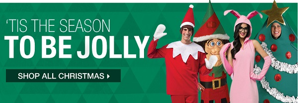 Save $10 on Holiday Costumes a...