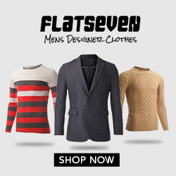 Mens Clothing | FLATSEVEN