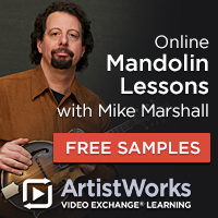 Online mandolin lessons mike marshall