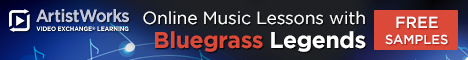 Try free lesson samples artistworks.com school of bluegrass