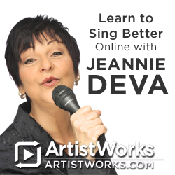 Jeannie Deva Vocal School