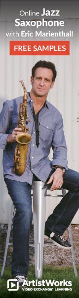 eric marienthal jazz sax lessons