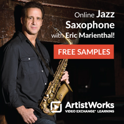 eric marienthal jazz sax lessons