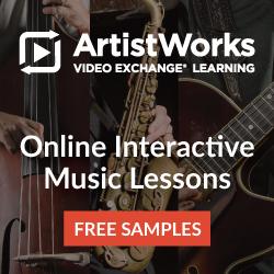artistworks online music lessons