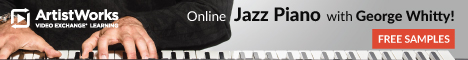 george whitty jazz piano lessons
