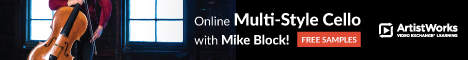 mike block ArtistWorks online cello lessons