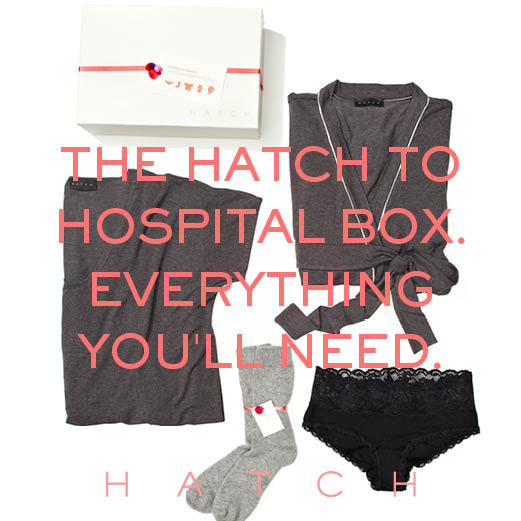Hatch to Hospital Box, Spring Collections 2017