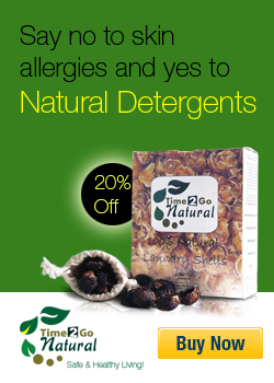 Soap Nuts laundry detergents