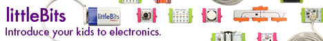 littleBits electronics for kids great gift idea