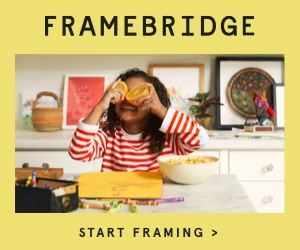 Just $39 + Free Shipping Offer at Framebridge