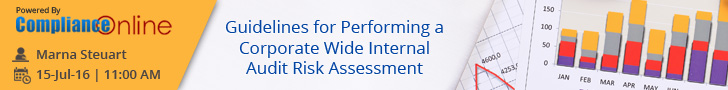 Performing a Corporate Internal Audit Risk Assessment by Compliance Online