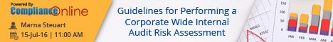 Performing a Corporate Internal Audit Risk Assessment