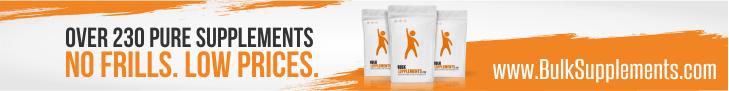 bulk supplements banner