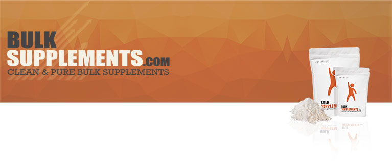 bulk supplements banner