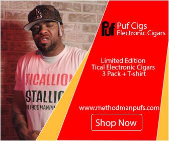 Mef E-Cigar 3 pack + T-shirt