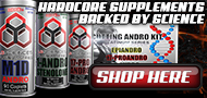 Hardcore Supplements Backed by Science