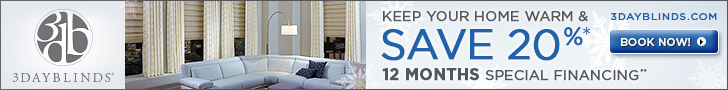 3 day blinds coupon