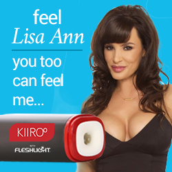 Feel Lisa Ann's Tender Touch