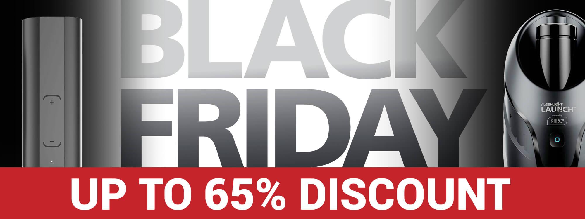 Kiiroo Black Friday Discount