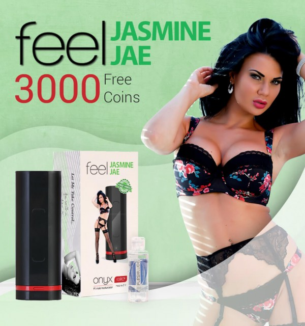 Touch and Feel Jasmin Jae