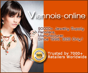 Get the best jewelry supply from Viennois