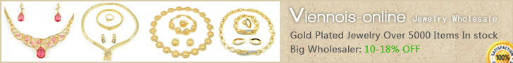get jewerly wholesale supply from viennois and enjoy 10-18% discount