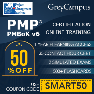 2019 GreyCampus Online PMP Course Review [SHOCKING]