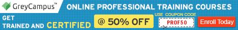 50% Off GreyCampus Coupon Code