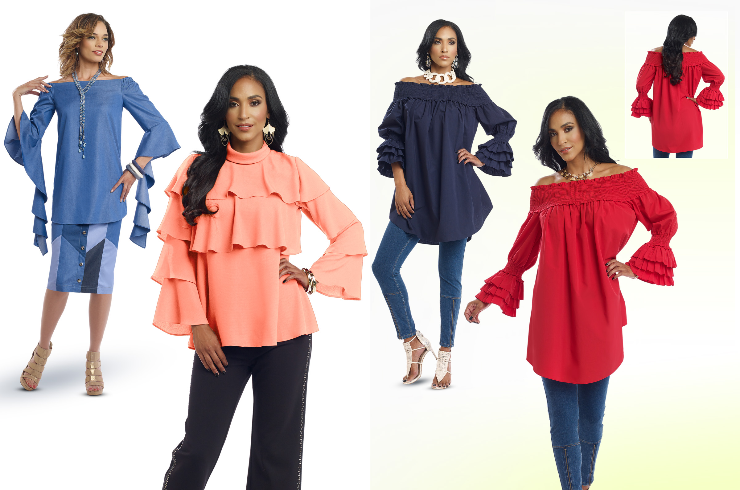 DONNA by Donna Vinci, Casual Knit Wear