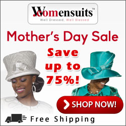 Mother's Day Sale, Save up to 75% at Womensuits.com