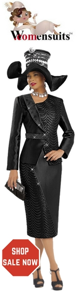 Designer Church Suits for Women