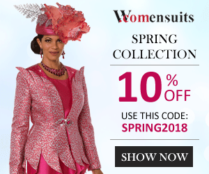 Spring Collection - Coupon Code: SPRING2018