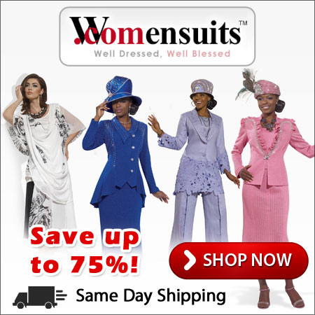 Save up to 75% at Womensuits.com!