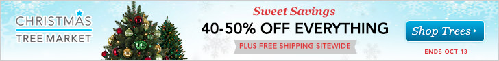 Sweet Savings. 40% - 50% OFF Everything + Free Shipping Sitewide. Hurry, Sale Ends Soon!