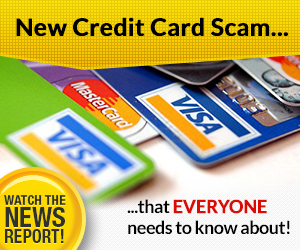 New Credit Card Scam
