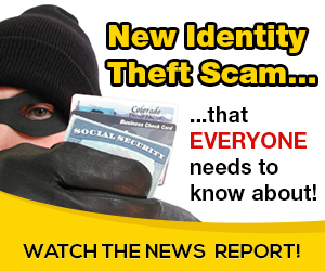 New IdentityTheft Scam