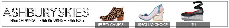 AshburySkies.com Spring Shoes