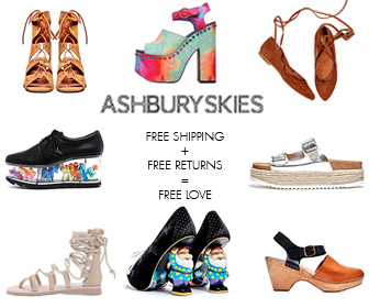 Ashbury Skies coupon codes